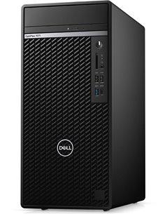 Персональный компьютер Dell Optiplex 7071 Tower Core i7-9700 (3,0GHz) 16GB (1x16GB) DDR4 256GB SSD + 1TB (7200 rpm) NVidia GTX 1