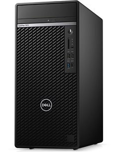 Персональный компьютер Dell Optiplex 7071 Tower Core i7-9700K (3,6GHz) 16GB (1x16GB) DDR4 512GB SSD NVidia GTX 1660 (6GB) TPM, M