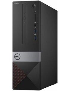 Персональный компьютер Dell Vostro 3471 SFF Core i3-9100 (3,6GHz) 4GB (1x4GB) DDR4 1TB (7200 rpm) Intel UHD 630 MCR W10 Pro1 yea